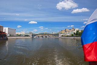 a199 По центру Москвы на теплоходе.     103k